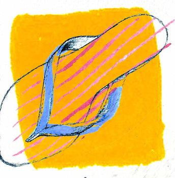 Flip Flop Kunstdruck