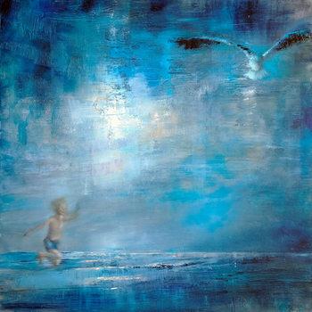 Illustration Flying