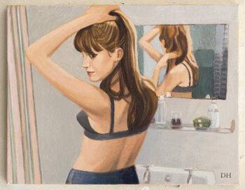 Reproducción de arte Françoise