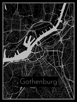 Carte de Gothenburg