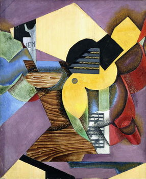 Guitar, 1913 Reproduction de Tableau