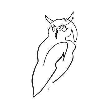 Ilustración Gulo