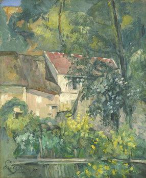 Reproducción de arte House of Père Lacroix, 1873