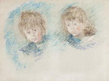 Jean-Pierre Hoschede and Michel Monet Reproduction de Tableau