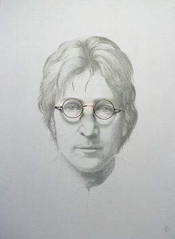 Lennon (1940-80) Reproduction de Tableau