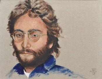 Reproducción de arte Lennon, 2012