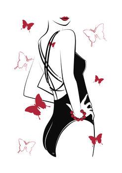 Illustration Lingerie 3