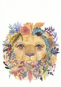 Illustration Lion