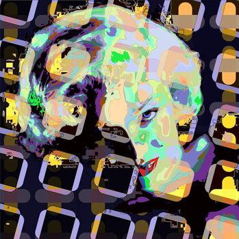 Marilyn Monroe Obrazová reprodukcia