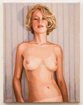 Reproducción de arte Miss Rennie
