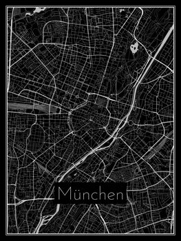 Mapa de München