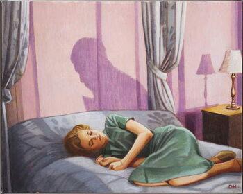 Reproducción de arte Nova Sleeping