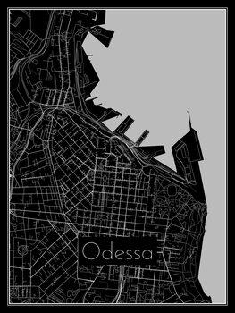 Stadtkarte von Odessa