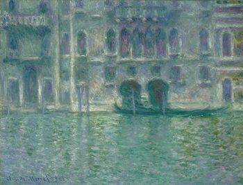 Palazzo da Mula, Venice, 1908 Kunstdruk