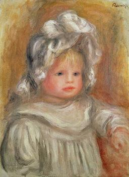 Portrait of a Child Reproduction de Tableau