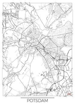 Mapa de Potsdam