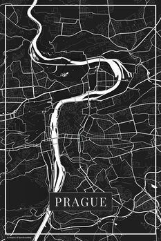 Carte de Prague black