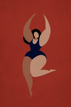 Illustration Prima Ballerina