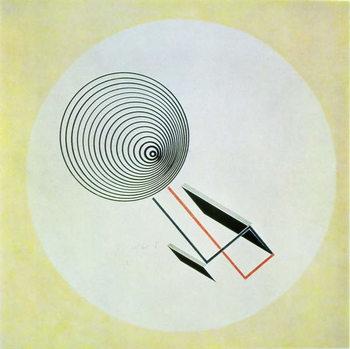 Reproducción de arte Proun 93, 1924