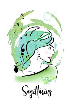 Ilustrácia Sagittarius