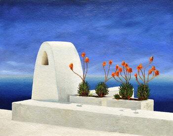 Reproducción de arte Santorini 11, 2010