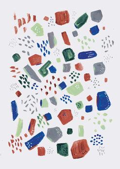 Ilustración Terrazzo