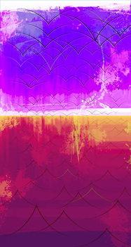 Reproducción de arte The Edge of the World, 2014