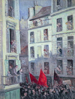 The Popular Front, c.1936 Obrazová reprodukcia