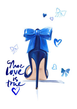 Illustration True Love