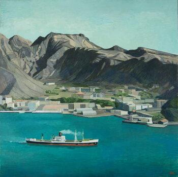 Reproducción de arte Valparaiso