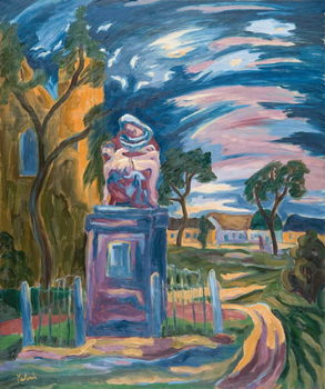 Village Pieta, 2007 Kunstdruck