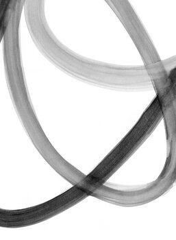 Ilustración Watercolor orbits