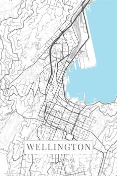 Carte de Wellington white