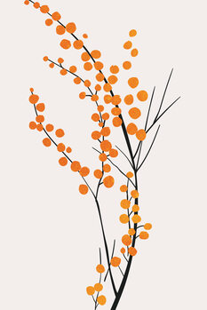 Illustration Wild Berries