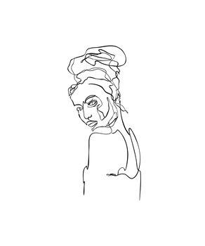 Ilustrácia Abigail