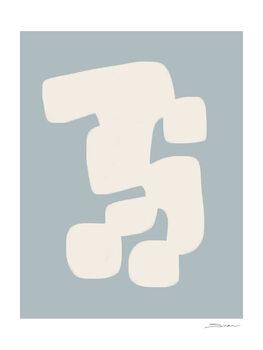 Ilustrácia Abstract blocks