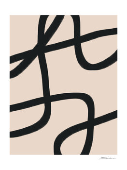 Ilustrácia Abstract lines