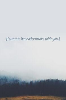 Ilustración Adventures With You