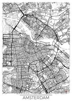 Ilustrace Amsterdam
