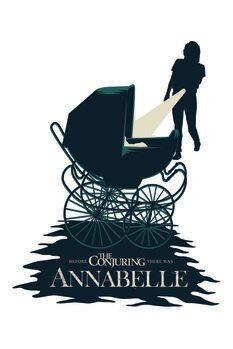 Plakat Annabelle - Baby