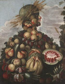 Obrazová reprodukce Autumn, c.1580-1600