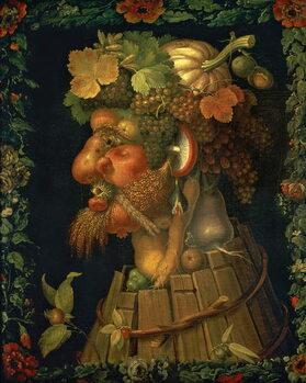 Obrazová reprodukce Autumn (Four Seasons)