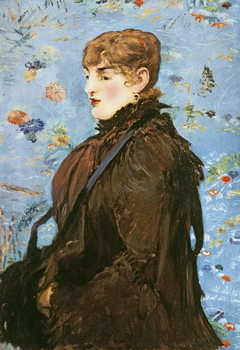 Autumn (Mery Laurent), 1882 Kunstdruck