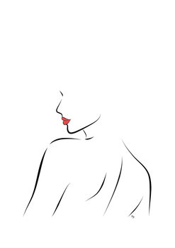 Ilustrace Back