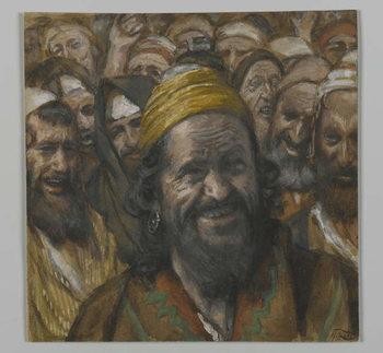 Festmény reprodukció Barrabbas