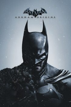 Kunstafdruk Batman - Arkham Origins