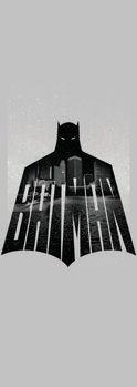 Umjetnički plakat Batman - Beauty of Fight
