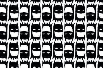 Kunstdrucke Batman - Head ilustration