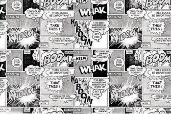 Kunstdrucke Batman - Kaboom!