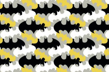 Kunstdrucke Batman - Logo